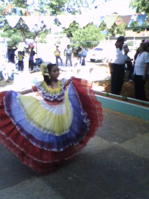 La danza en oriente