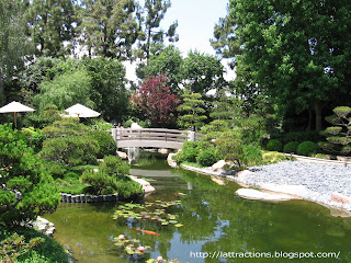 Los Angeles Attractions Long Beach Japanese Garden