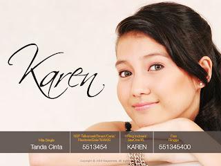 Karen Tanda Cinta