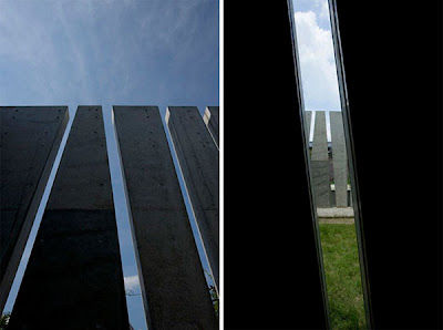 "House of Shades and No Windows  ""Slit"" from Eastern Design Office"