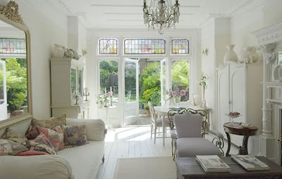London House With a French Style Interior