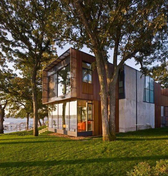 San Francisco Modern House Drift Design