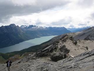 Tierra del Fuego National Park-- Cerro Guanaco
