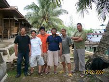 Peserta trip Binu 21-22 Des 2009