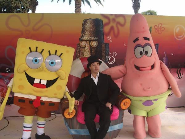 """""""Nickelodeon""""  conducción y Magia en el ZOO"""