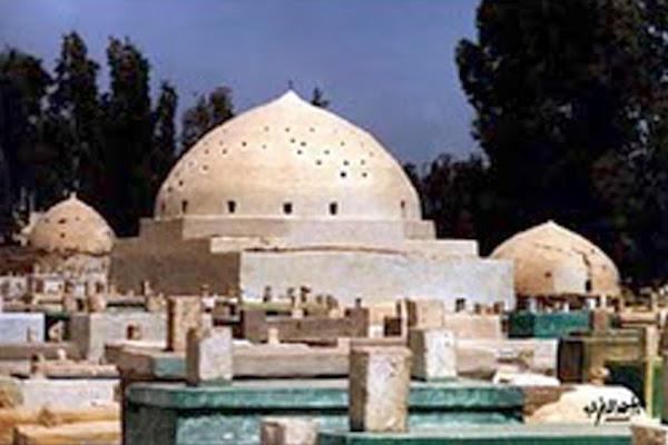 مقابر شهداء الصحابة