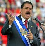 Presidente Manuel Zelaya