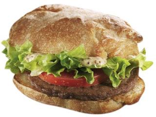 McDonald's Beef Deluxe