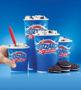 News Dairy Queen New Mini Size for Blizzards in August 2010