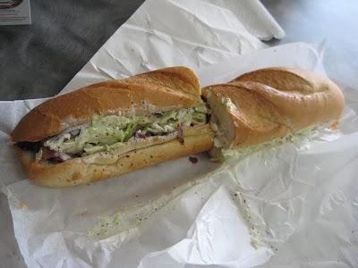 Capriotti's Capastrami Sandwich