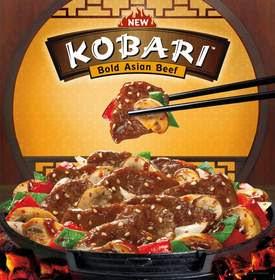 Panda Express new Kobari Beef
