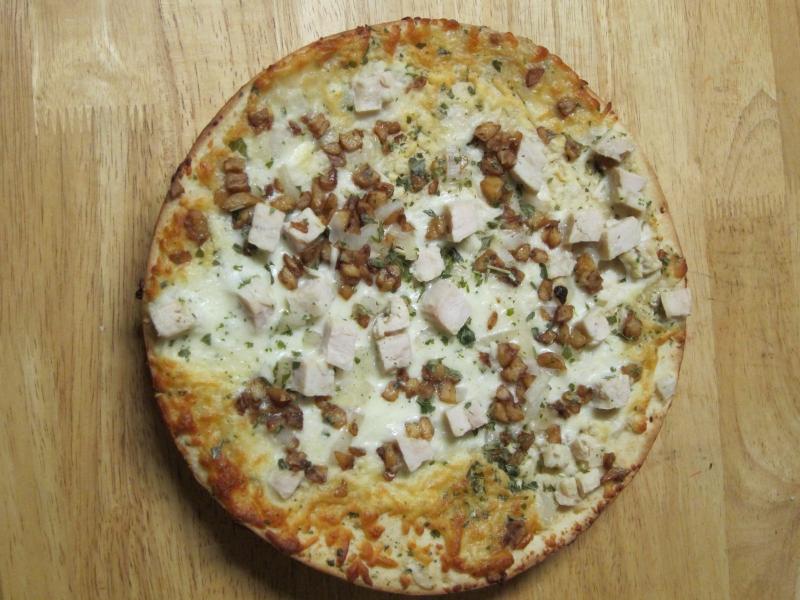 California Pizza Kitchen Frozen Pizza Nutritional Info