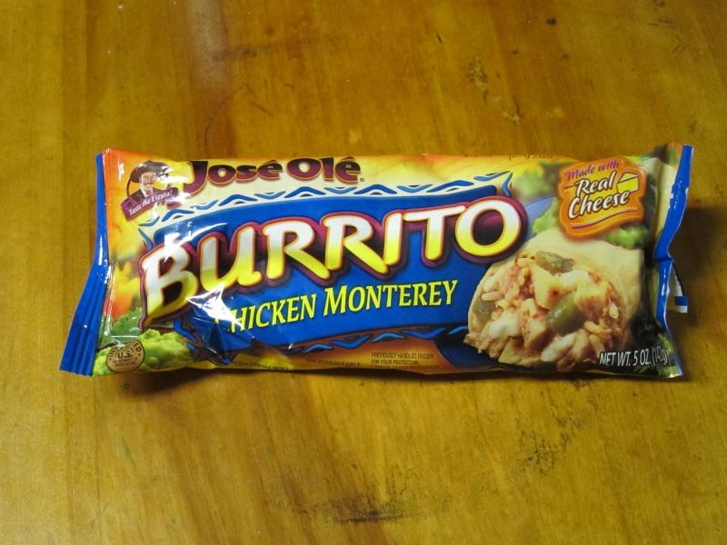 how to make frozen burritos