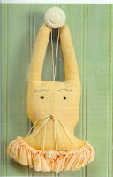 Free Ruthie Rabbit Pattern