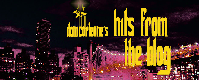Dom Corleone's Hits from the Blog
