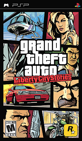 grand theft auto libertycitystories koder bare psp