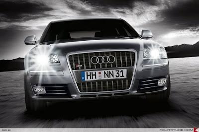 Audis S8 Supercar