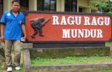 RAGU-RAGU ADALAH SUMBER KEGAGALAN.