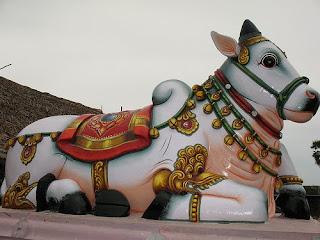 Temple Nandi
