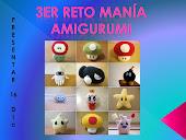 3er Reto Manía Amigurumi