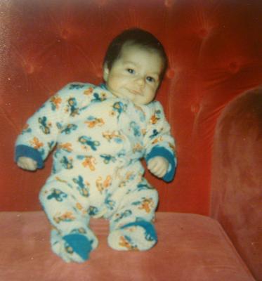 Mim há 30 anos atrás!