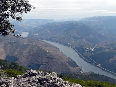 São Leonardo de Galafura, Douro