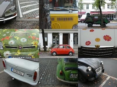 Berlim mobiles