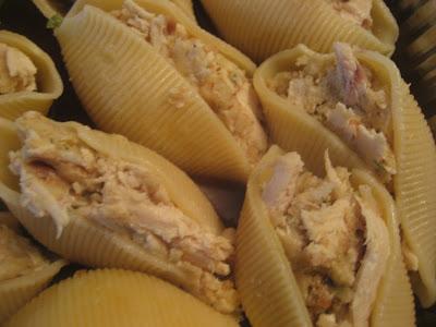 Recipes for stuffed shells