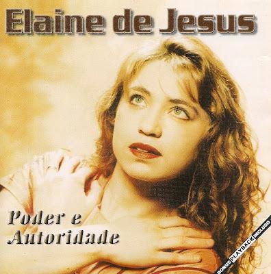 Elaine De Jesus - Poder & Autoridade (1996)Play Back