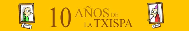 10 años de La Txispa
