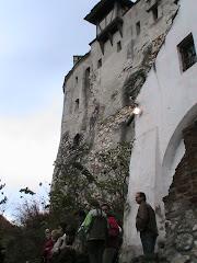 La Castelul Bran-in cautarea lui Dracula