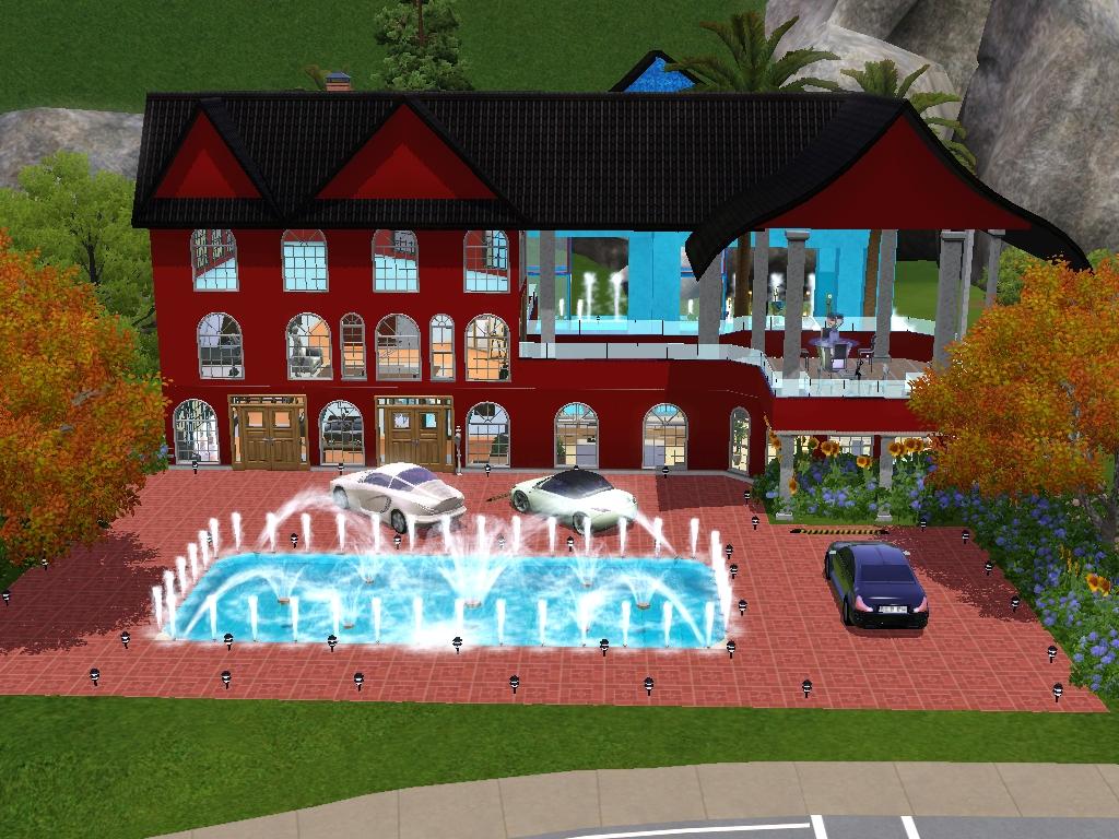 Camera Da Letto Padronale The Sims : The sims home design catalog u liarea house