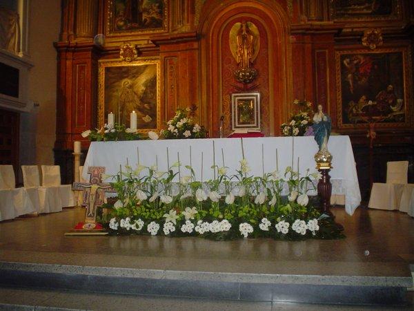 Decoracion Iglesia Para Primera Comunion ~ Decoraci?n de iglesia para primera comuni?n  Imagui