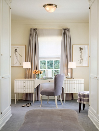 Fabulous Dressing Rooms And Closets