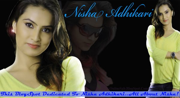 Fan Page of Nisha