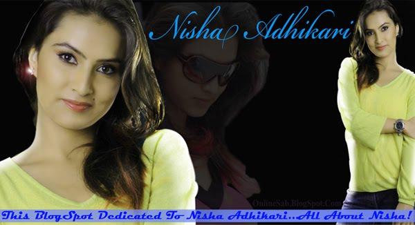 Fan Page of Nisha
