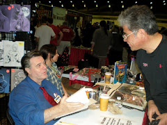 Neal Adams & Calbur