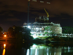 The new Sarawak DUN Complex Under Construction
