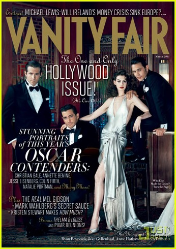 The Diva's Corner: Jake Gyllenhaal, Ryan Reynolds, Anne ...