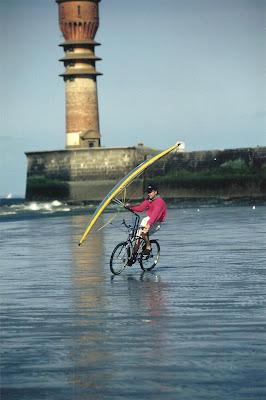 Pierre-Yves Gires Vélo à Voile Windbike - Les Albatros Dunkerque