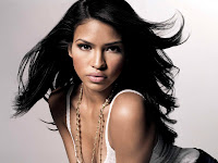 Cassie Ventura photoshoot wallpaper
