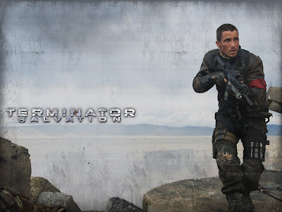 terminator 2 wallpaper. Terminator Salvation Official