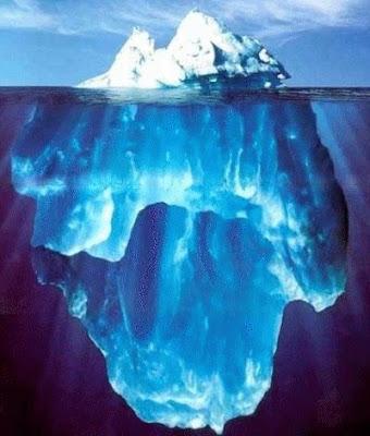 Réchauffement climatique (chapitre 1) - Page 22 Iceberg