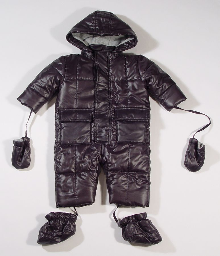 I am a little torn on this... this being a Dolce & Gabbana snowsuit for a ...