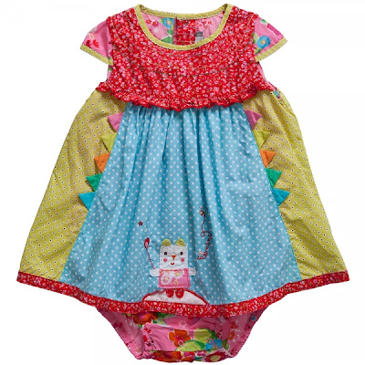 Designer Baby Catimini Dresses Are Awesome