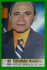 JOSÉ EDVALDO AVELINO