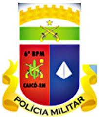 6º BPM - BATALHÃO DINARTE MARIZ