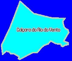 MAPA DE CAIÇARA DO RIO DO VENTO