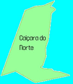 MAPA DE CAIÇARA DO NORTE