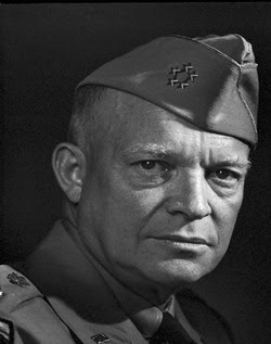 a history of dwight d eisenhower born in denison texas Dwight david eisenhower was born in denison, texas, on october 14, 1890 his family moved to abilene, kansas, when he was less than a year old throughout school he distinguished himself as an athlete, and was a star halfback at the military academy at west point until a knee injury ended his .